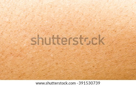 human skin texture background - stock photo