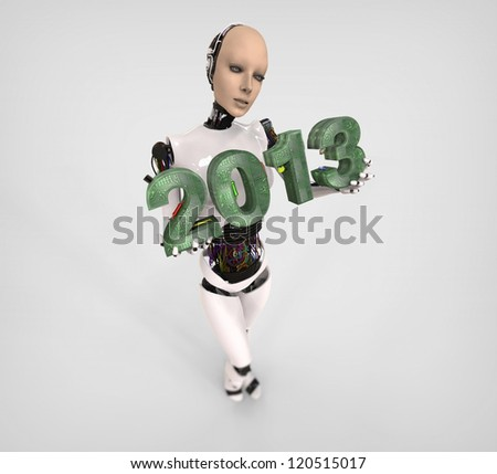 Humanoid with 2013