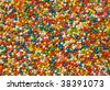 hundreds and thousands - stock photo