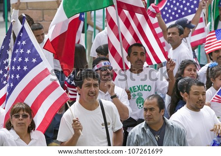 illegal immigrants of american society Making and remaking america: immigration into the  the select commission recommended that illegal immigrants  how are immigrants integrated into american society.