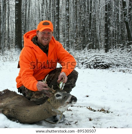 Deer Hunting Stock Photos, Illustrations, and Vector Art