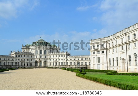 Hunting palace of the Savoy - Stupinigi - Piedmont