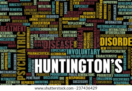 Huntingtons disease dementia