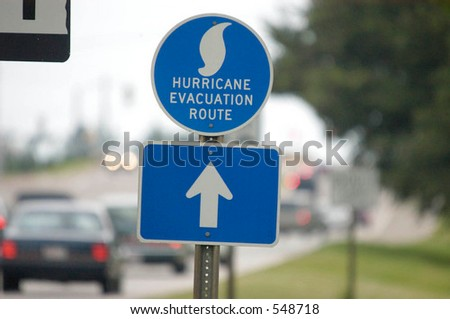 Hurricane Katrina 14 - stock photo