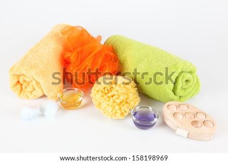 hygiene - stock photo