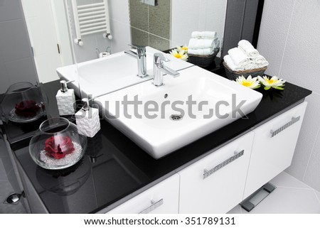 Hygiene and cleaning  - stock photo