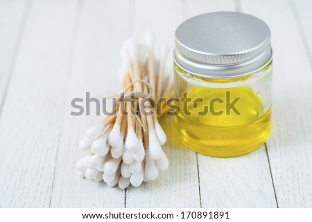 hygienic equipments  - stock photo