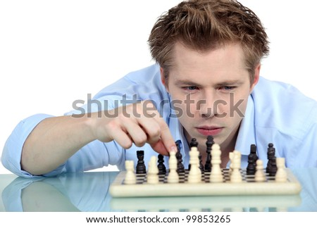 I'll get you mate - stock photo