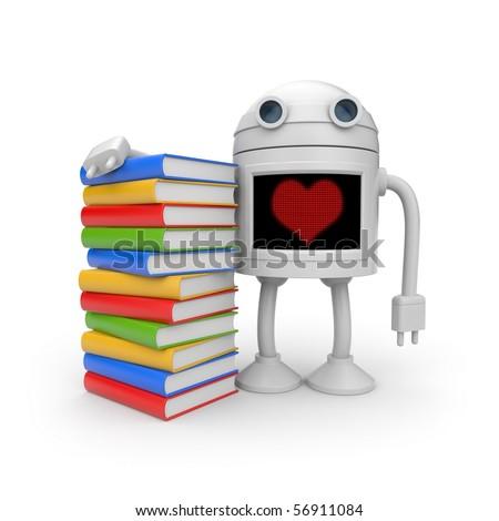 I love education! - stock photo