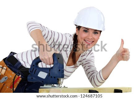 I'm doing great - stock photo