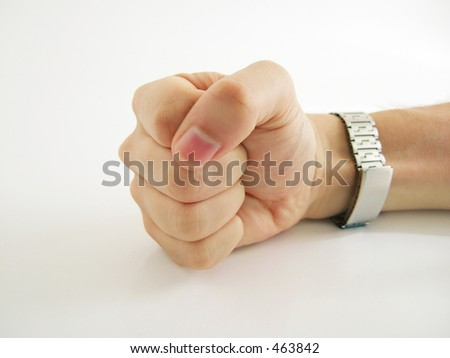 i'm not agree at all - stock photo