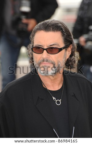 "Ian McShane at the photocall for his movie ""Pirates of the Caribbean: On Stranger Tides"" at the 64th Festival de Cannes. May 14, 2011  Cannes, France Picture: Paul Smith / Featureflash"