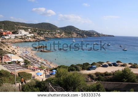 Ibiza Beach (Baleares - Spain)