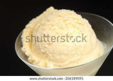 ice cream,Ice cream Malila - stock photo