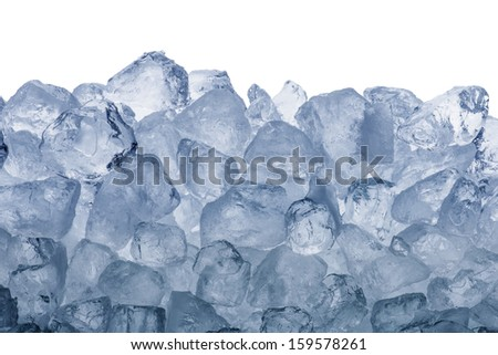 Ice Cube - stock photo