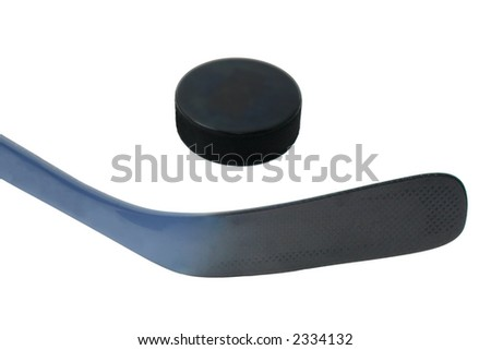 Ice Hockey 3 - stock photo