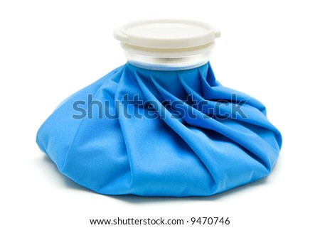 Ice Pack - stock photo