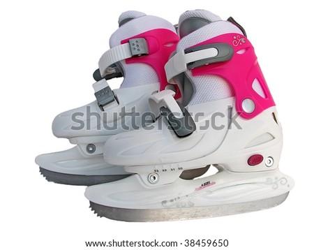 ice skate - stock photo