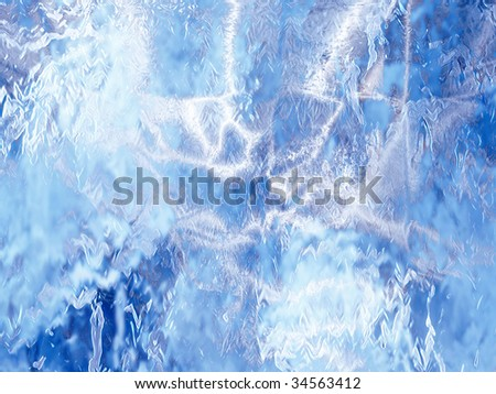 Ice texture mapping 25