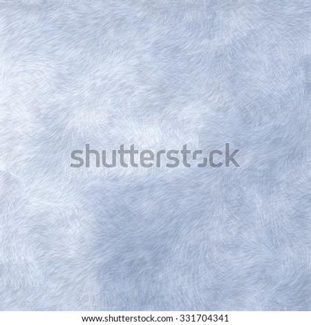 ice texture square - stock photo