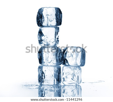 ice tower