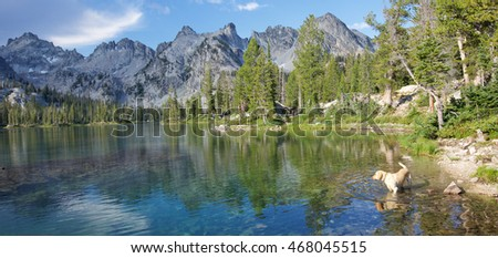 Idaho's Sawtooth National Wilderness