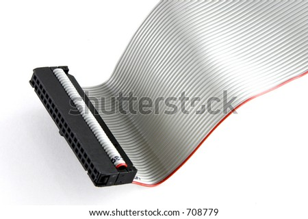 Ide connector - stock photo