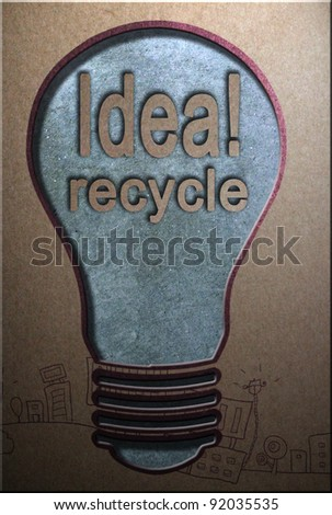 Idea recycle