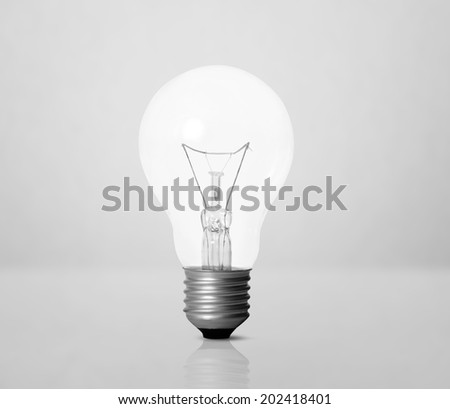 ideas, energy saving light bulb