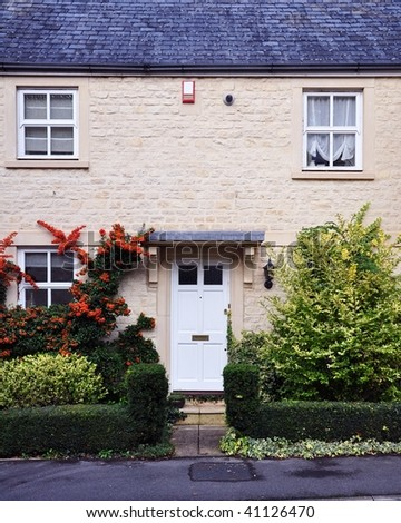 Idyllic Newly Built Stone Cottage