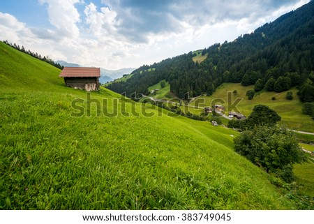 Idyllic Place To Relax And Enjoy The Beauty Of The Nature. 