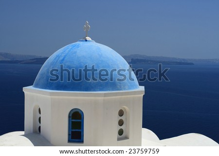 Idyllic view - stock photo