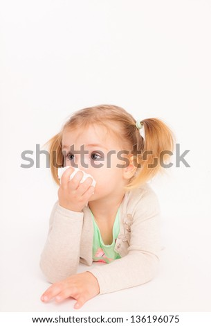 illness - stock photo