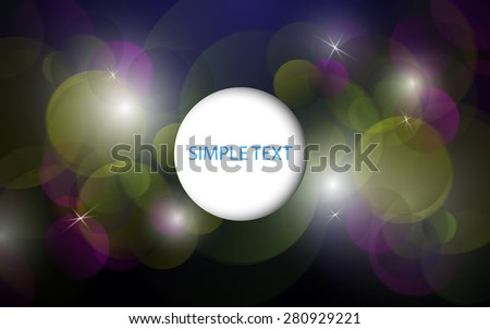 illustration background abstract defocus template