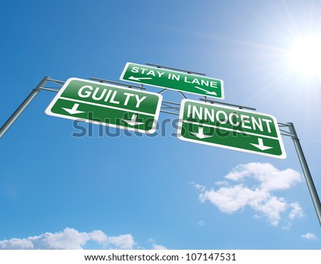a guilty or innocent way a Kenneth pennington, innocent until proven guilty: the origins of a legal maxim,   rights enshrined by the maxim innocent until proven guilty by way of.