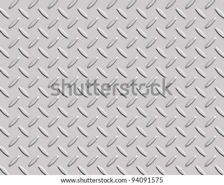 illustration of a abstract metallic background - stock photo