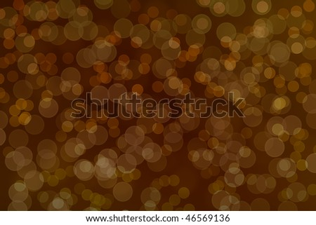 Illustration of a sparkling colorful background with multiple lights and soft bokeh