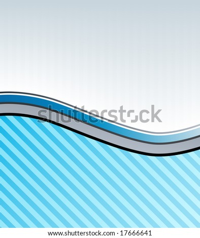 Illustration of a striped modern lined art background.