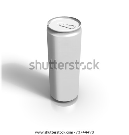 illustration of an canister - stock photo