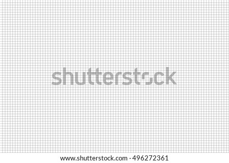 Seamless Grid Mesh Pattern Millimeter Graph Stock Vector 358121888 ...