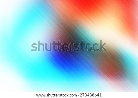 illustration of soft colored abstract background with up left diagonal speed motion lines - stock photo