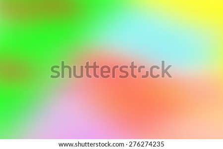 illustration of soft colored abstract background with wonderful gradient - stock photo