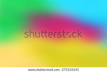 illustration of soft colored abstract background with wonderfull gradient
