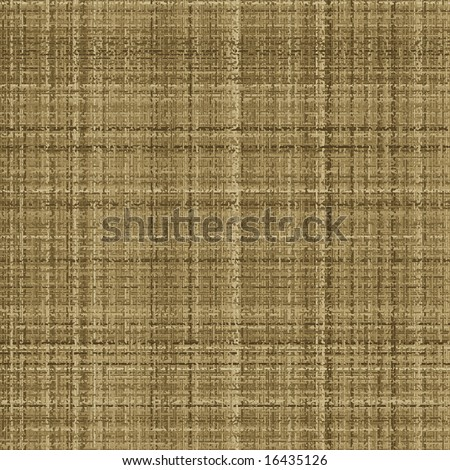illustration of traditional tweed material texture - stock photo