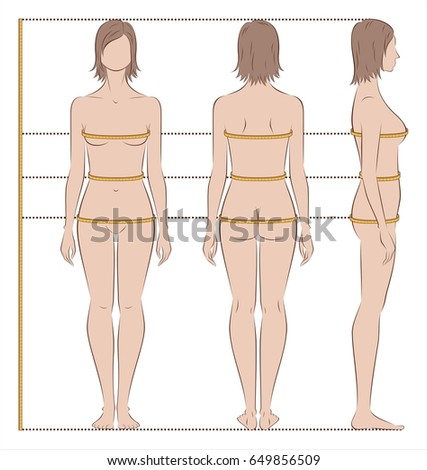 how to take body measurements for clothing