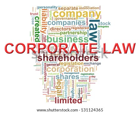 corporate lawyer