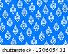 illustration pattern art design - stock photo