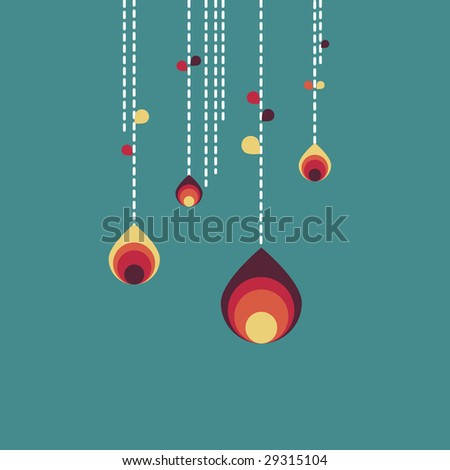 Image: abstract background - stock photo
