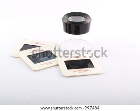 image inspection - stock photo
