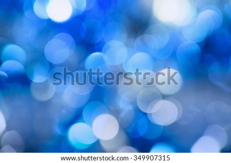 Image of a bright bokeh background - stock photo
